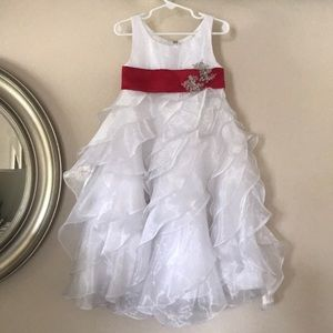 Alfred Angelo Disney Collection Flower Girl Dress